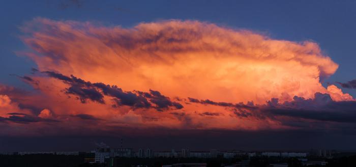 Небо в огне начинающий фотограф, природа, пейзаж, красота, новосибирск, canon, фотография, canon 600D