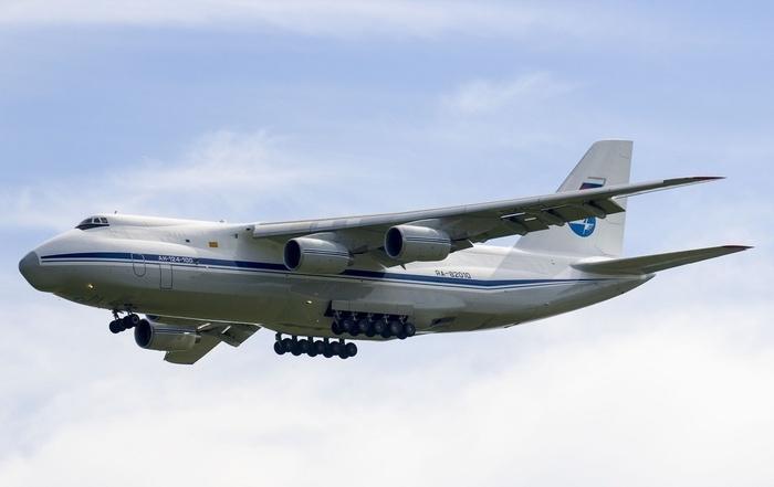 Ульяновский завод начал подготовку к возобновлению выпуска Ан-124 Ан-124, Россия, Ульяновск, самолет, новости