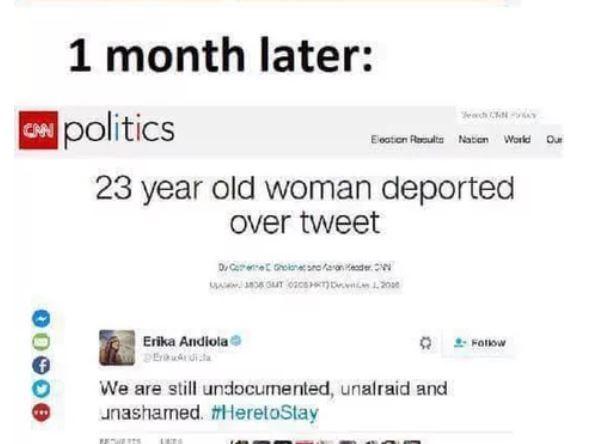 Без документов, без страха и без стыда США, мигранты, нелегалы, Комментарии, фейк