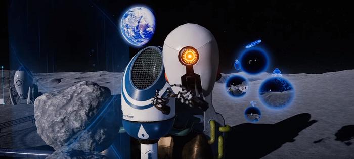 Valve выпустит лунную песочницу в Portal для VR Игры, Новости, Valve, Portal, Виртуальный мир, Portal moondust, Demo, Sandbox, Видео