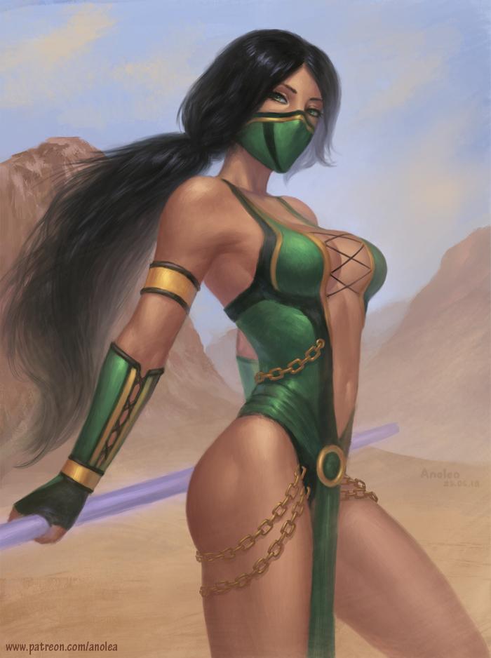 Jade, Mortal Kombat 9