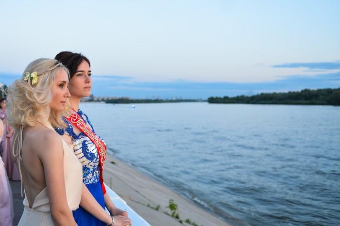 Выпускной у сестры, 23.06.2018 Выпускной, 2018, Омск, Сестра, Длиннопост
