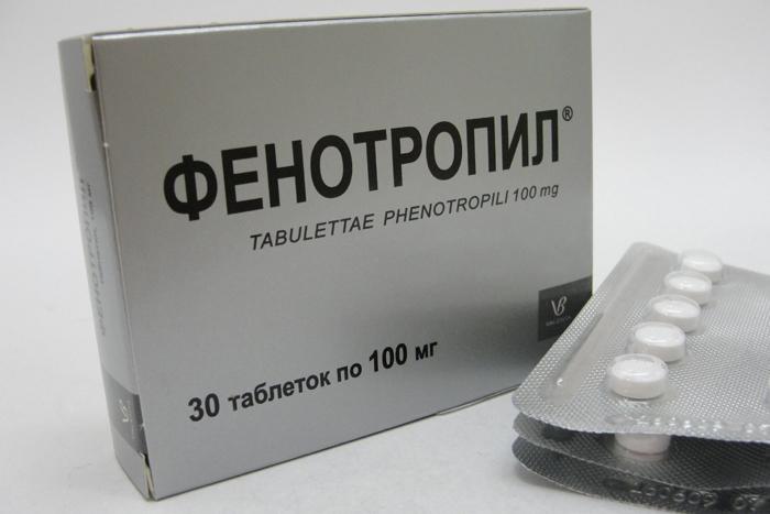 Кто употребляет фенотропил