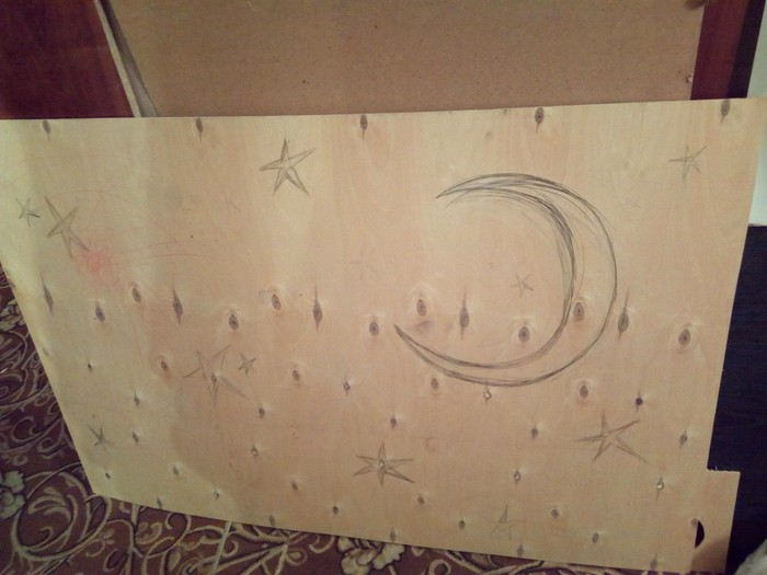 Ночной светильник для ребенка Светильник, Светодиодные светильники, Своими руками, Ночник, Звездное небо, Длиннопост