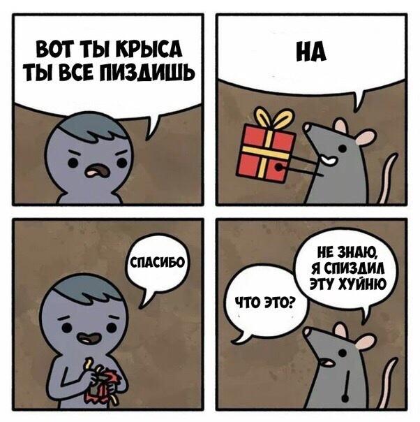 Крыса :D