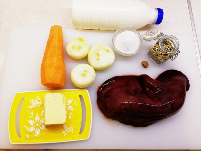 Паштет из свиной печени. Домашний рецепт. Еда, Рецепт, Паштет, Печень, Закуска, Кулинария, Приготовление, Вкусно, Видео, Длиннопост