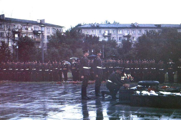 Весенний призыв 1988, часть 1 Армия, ПВО, Armour, Длиннопост