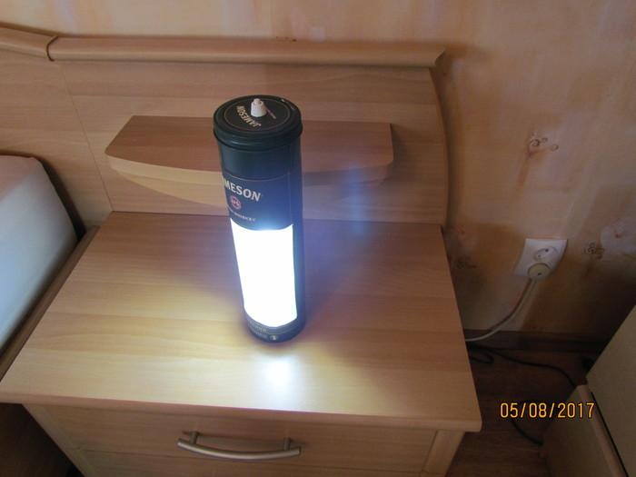 Ночник светодиодный. светсветодиодыхламсамоделка, самоделки