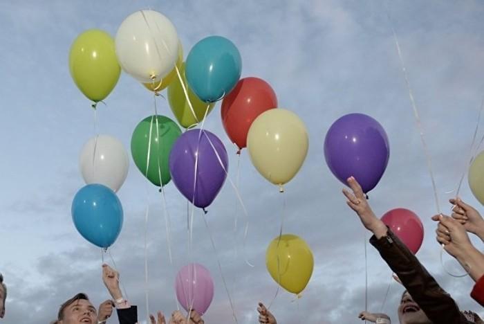 В Якутске запущенные шарики оставили без света 34 тысячи человек! Якутск, Воздушные шарики, Электричество, Вред, Загрязнение окружающей среды