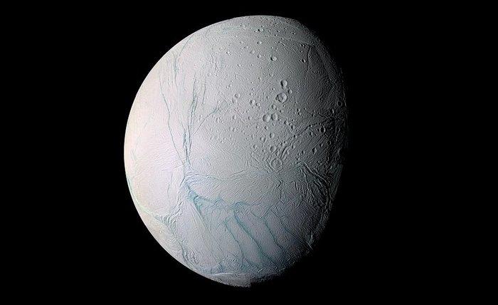 На Энцеладе нашли необходимые для жизни ингредиенты Наука, Космос, Энцелад, Внеземная жизнь, Научные исследования