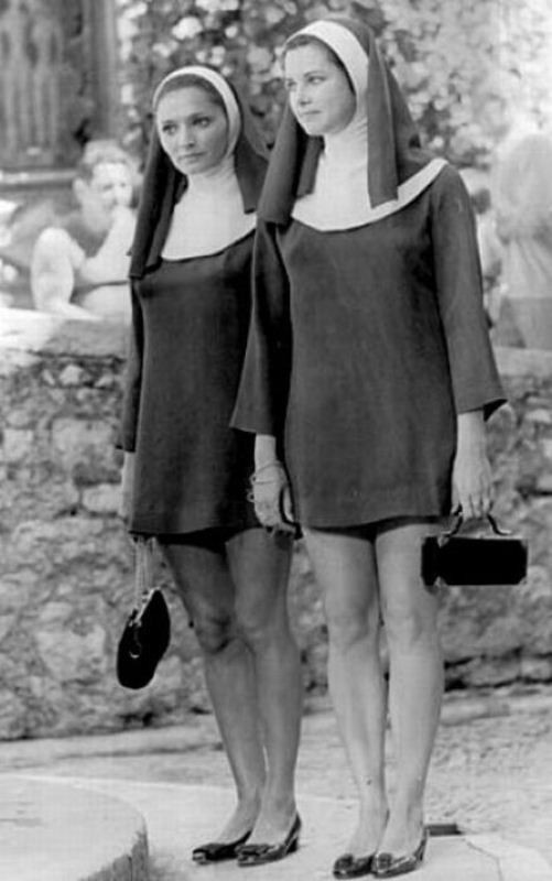 Как выглядели мини-юбки в 1960-70х годах. Девушки, Мини-Юбка, 60-е, 70-е, Длиннопост