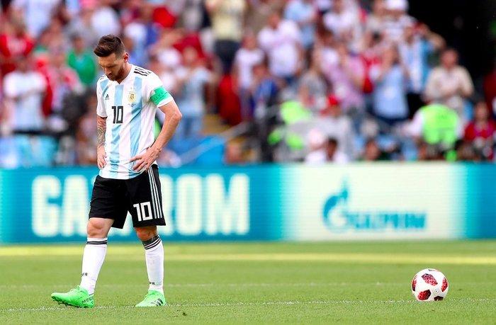 Месси не забил в плей-офф чемпионатов мира ни одного гола за 756 минут Чемпионат мира, Месси, Сборная аргентины, Футбол