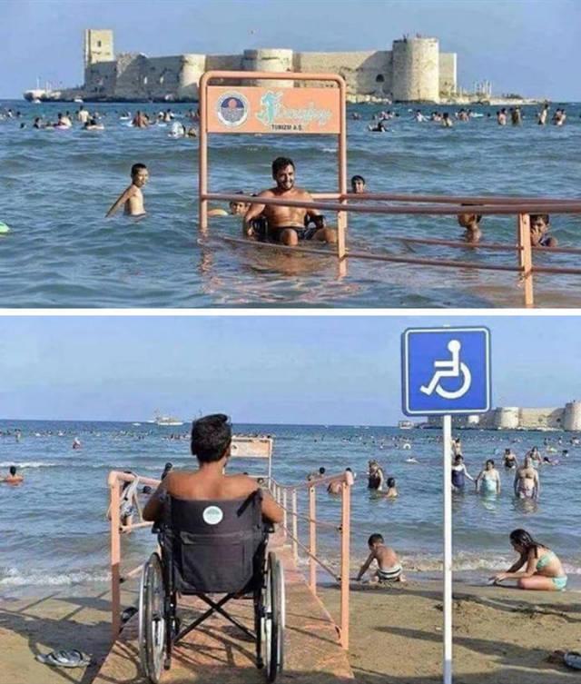 Море для всех
