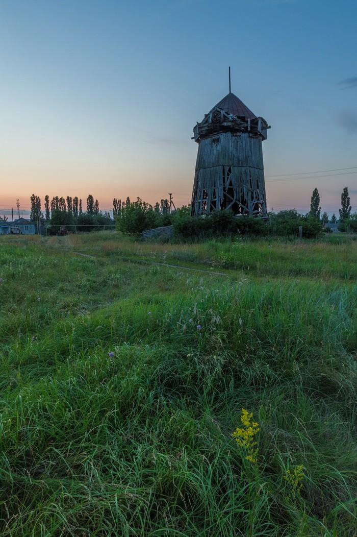 Ветряная мельница Фотография, Путешествия, Мельница, Ветряная мельница, Тамбовская область