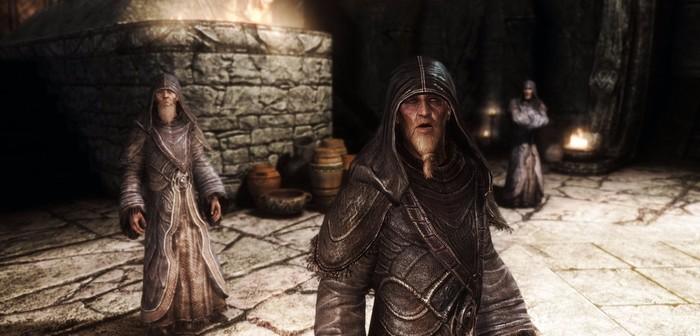 Skyrim: фанатская теория выбора Седобородых Фанатские теории, Skyrim, The Elder Scrolls V: Skyrim, Длиннопост