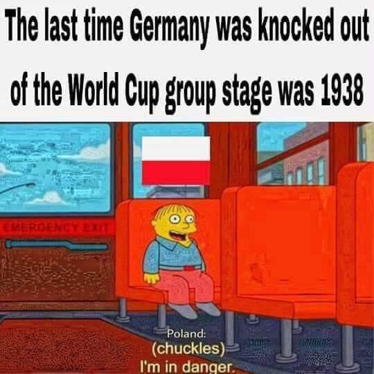 Походу у поляков будут проблемы Польша, Германия, Чемпионат мира по футболу 2018, Футбол