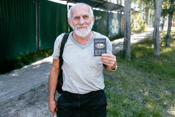 Гражданин мира из Нижневартовска – пенсионер посетил 146 стран Путешествия, Активность, Нижневартовск