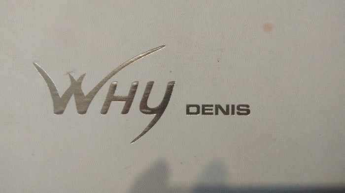 Почему Денис?