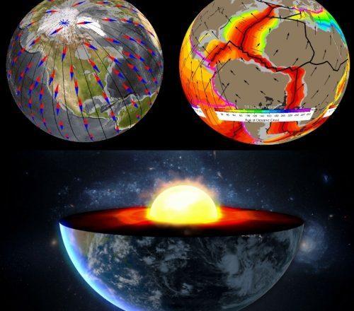 Гавайи, Килауэа: континенты пришли в движение, планета готовится к перевороту. Длиннопост, Сейсмология, Дрейф плит, Вулкан, Землетрясение, Катаклизм, Гифка, Псевдонаука