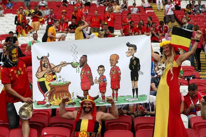 Секрет успеха сборной Бельгии