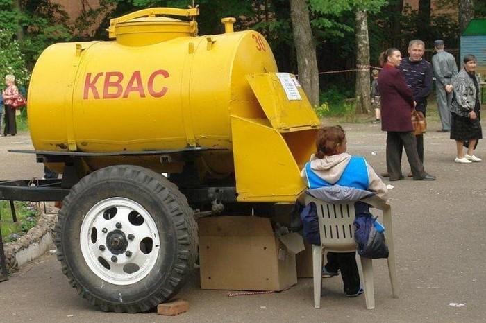 Разливной квас Москва, Квас, Разливное, Вкусно, Бочка