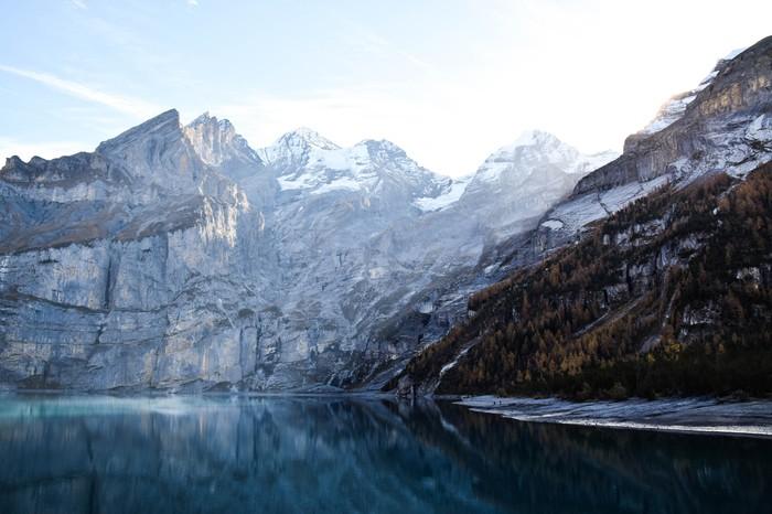 Красивых мест Вам в ленту. Картинки, Природа, Швейцария, Озеро, Времена года, Заставка, Высокое разрешение, Длиннопост