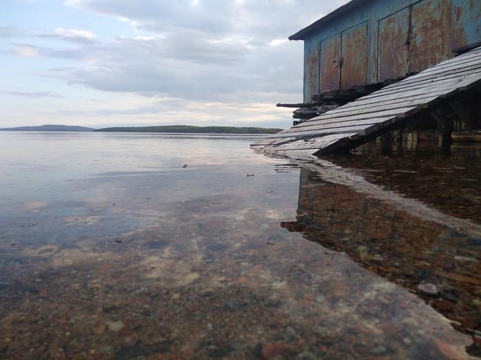 Белое море Белое море, Кандалакша, Мобильная фотография, Длиннопост