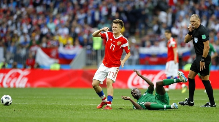 Игроки сборной России подорожали. Сколько они теперь стоят. Футбол, Сборная России, Чемпионат мира, Трансферы, Длиннопост