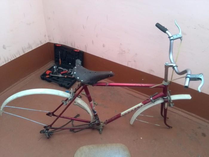 ХВЗ-2.0 Хвз, Велосипед, Крокодил, Длиннопост