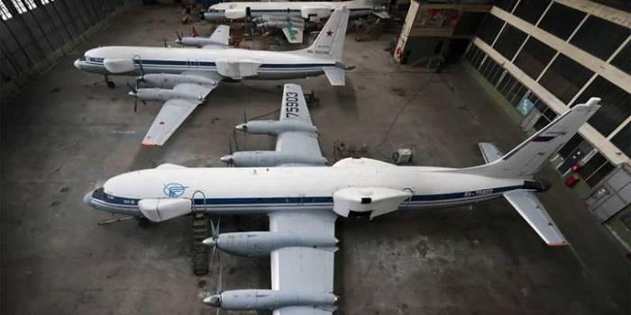 Российские военные получат самолет для подавления спутников Россия, Безопасность, Вооружение, Самолет, Спутник, Глушилка, RGRU, Порубщик