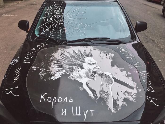 Погаснет день, луна проснется Король и Шут, Рок, Нашествие, Санкт-Петербург, Михаил Горшенев, Машина, Творчество, Длиннопост
