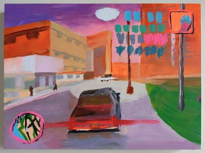 Картина: Vice City Gta vice city, Геймеры, Картина, Арт