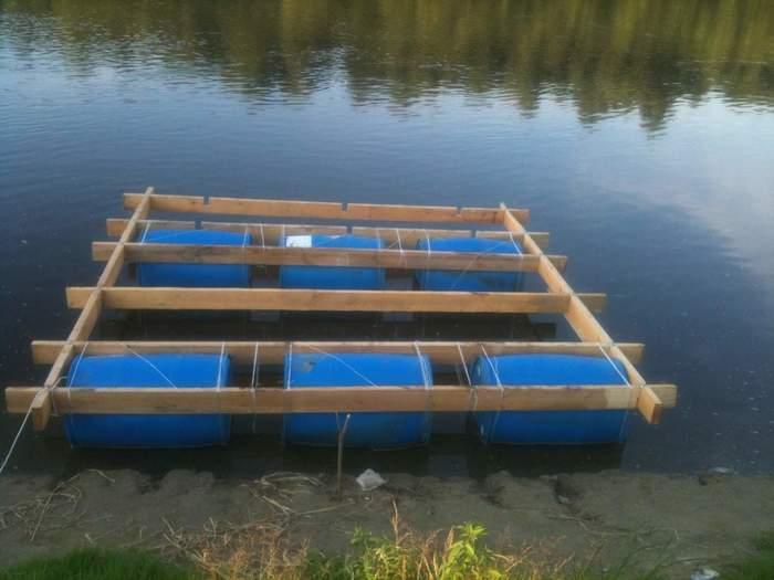 Трое в лодке... Плот, Сплав, Река, Отдых, Длиннопост