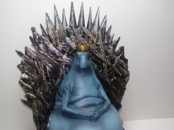 Ждун Ждун, Игра престолов, Миниатюра