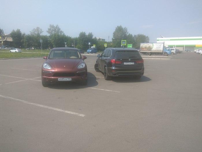 Парковка головного мозга. машина, неправильная парковка, пдд, парковка, Красноярск