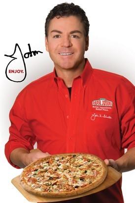 Основатель Papa Johns уходит из компании из-за ниггера Пицца, Папа джонс, Что этот ниггер себе позволяет
