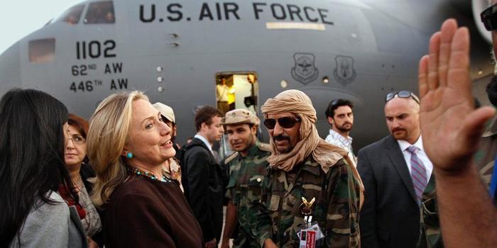 Ливия обвинила НАТО в применении урановых снарядов Политика, Общество, НАТО, Ливия, Оружие, Уран, Ruspostersru
