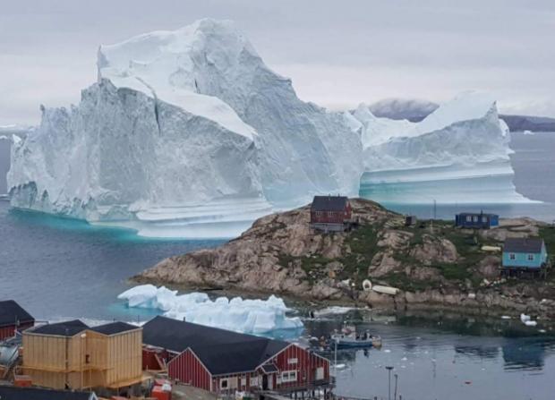 Угроза цунами в Гренландии Новости, Гренландия, Цунами, Угроза, Природа, Опасность, Видео