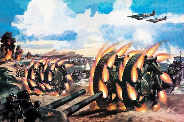 Секретные материалы британской армии World War II.Great Panjandrum, или колесо несудьбы Great Panjandrum, Nevil Shute, Nevil Norway, секретные материалы Британии, видео, длиннопост