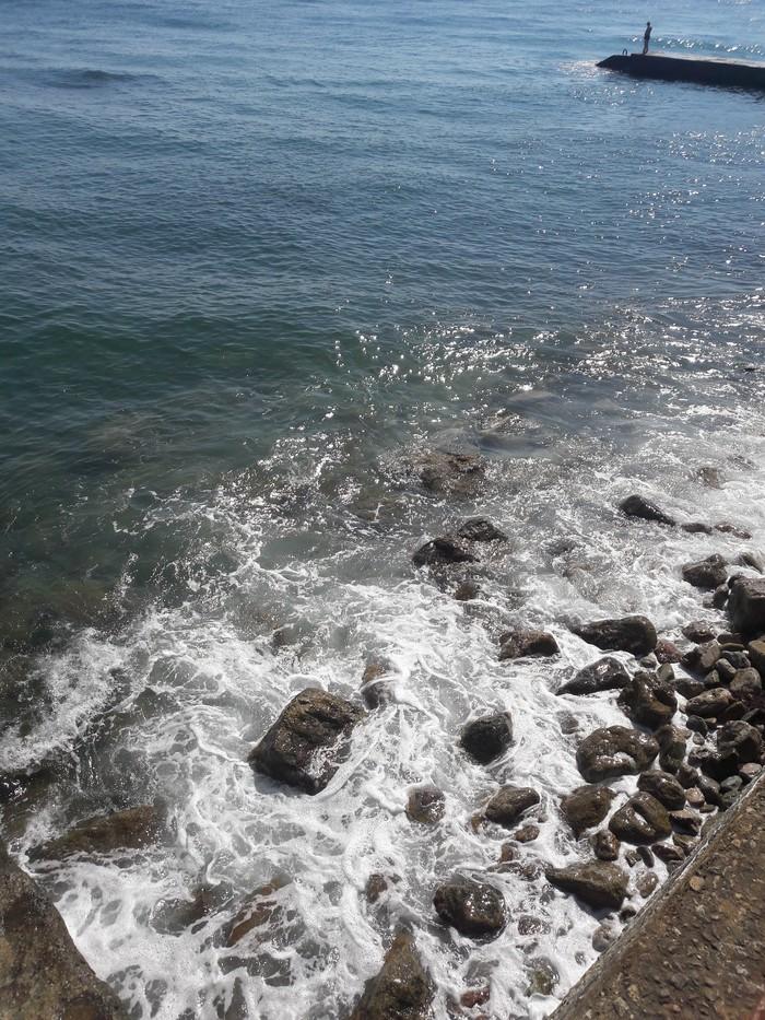 Ах море море... Море, Крым, Севастополь, Длиннопост