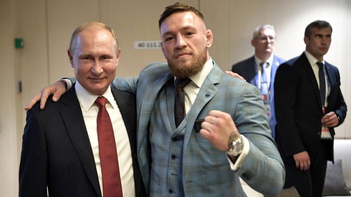 Я и мой п...здюк FIFA, Wc2018, Футбол, Путин, Конор МакГрегор, Юмор, Шутка, Спорт
