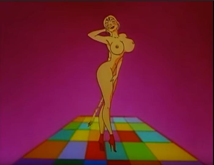 Zabava 1-2, или Российский мультик для взрослых 1995 года Zabava, Забава, Эротика, Мультфильмы, Клубничка, Юмор, Видео, Длиннопост