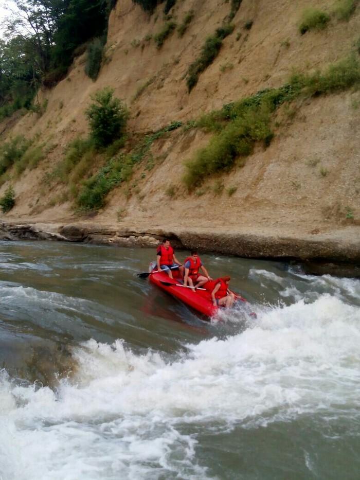 Отчёт о испытании самодельной лодки (байдарки) из ПВХ на реке Белая Лодка, Рыбалка, Своими руками, Сделай сам, Надувная лодка, Рафтинг, Хендмэй, Длиннопост