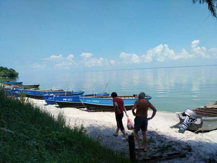 Прекрасный берег Днепра Фотография, Природа, Отдых, Днепр, Длиннопост