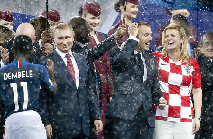 Иностранцам с Fan ID открыли безвизовый въезд в РФ до конца года Спорт, Россия, Иностранцы, Чемпионат мира, Виза, Путин