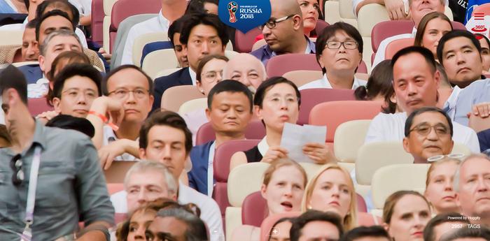 Основатель Алиэкспресс на финале ЧМ по футболу Джек Ма, Финал, Чемпионат мира, Миллиардеры, Скромность
