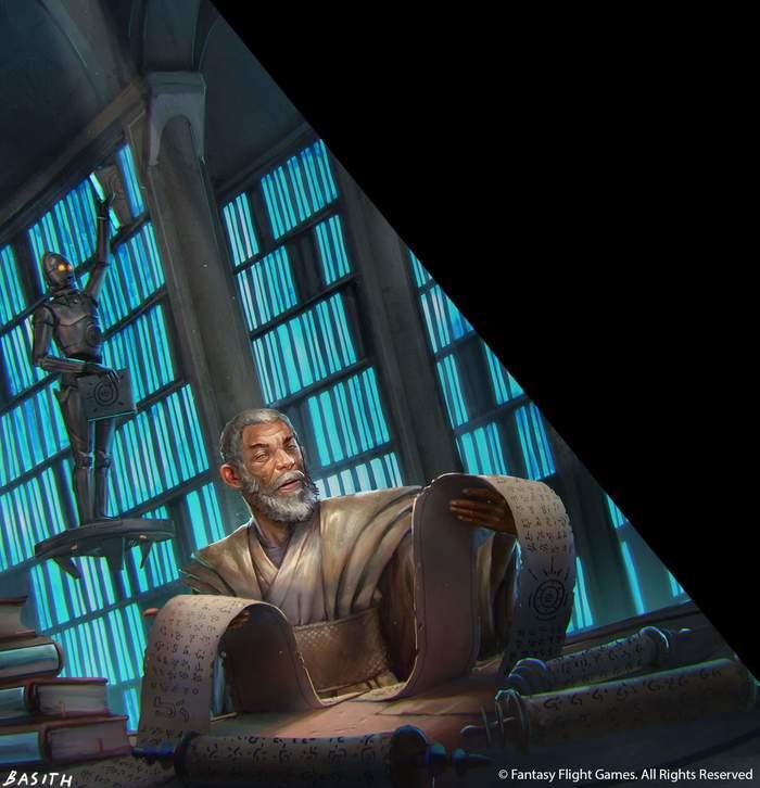 Библиотекарь Ордена джедаев Star wars, Джедаи, Библиотека