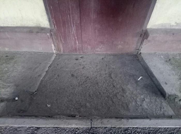 Немного о логике строителей дорог Казахстан, Выход, Подъезд, Длиннопост