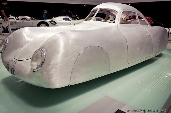 Музей Porsche Porsche, Музей, Ретро, Длиннопост, Авто