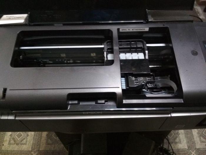 Владельцам принтеров Epson L800/L805 Принтер, Epson L800, Ремонт, Своими руками, Ремонт техники, Лайфхак, Длиннопост, Картинки